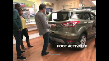 Ford Year End Celebration TV Spot, 'Sleek Escape' Featuring Mike Rowe - 721 commercial airings