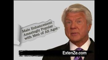 Extenze Tv Commercial Featuring Jimmy Johnson Ispottv
