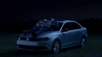Volkswagen Sign Then Drive TV Spot, 'Shooting Star'