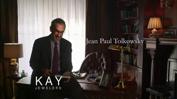 Kay Jewelers Tolkowsky TV Spot
