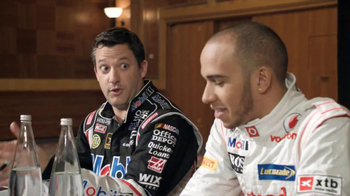 Mobil 1 TV Spot Featuring Tony Stewart & Lewis Hamilton - 27 commercial airings