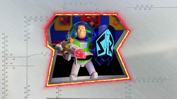 Power Blaster Buzz Lightyear Talking Action Figure TV Spot - Thumbnail 2