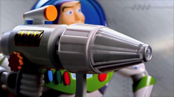 Power Blaster Buzz Lightyear Talking Action Figure TV Spot - Thumbnail 5