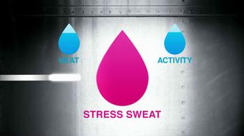 Secret Clinical Strength TV Spot, 'Stress Sweat' - Thumbnail 8