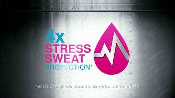 Secret Clinical Strength TV Spot, 'Stress Sweat' - Thumbnail 9