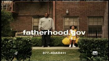 Ad Council TV Spot 'Cheerleader Dad'