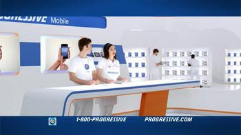 Progressive Mobile TV Spot, Song Wang Chung - Thumbnail 2