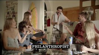 Fosters Beer TV Spot, 'Philanthropist Movember'