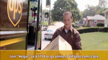 UPS TV Spot, 'Now Hiring Seasonal Drivers'