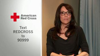American Red Cross TV Spot Featuring Katey Sagal