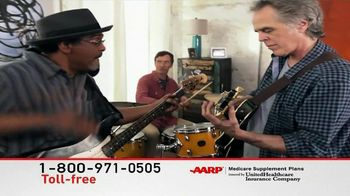 UnitedHealthcare AARP Options TV Spot, 'Rock Across the Years'