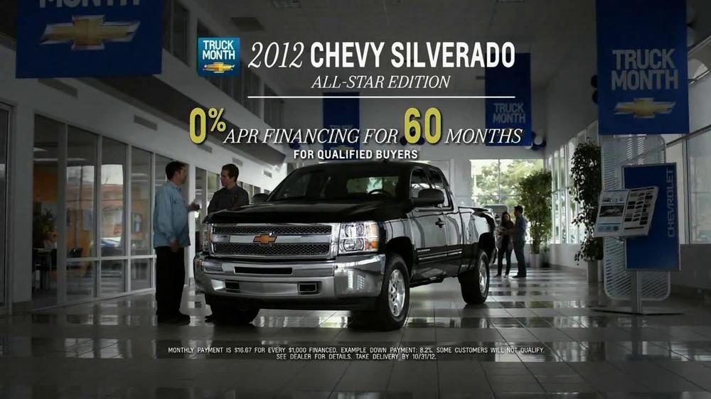 2018 Chevy Silverado >> Chevy Truck Month TV Spot - iSpot.tv