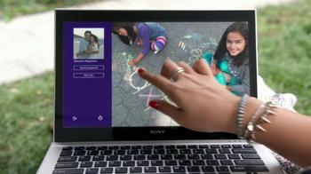 Microsoft 8 TV Spot, 'Screen View' Kishi Bashi Song - Thumbnail 3