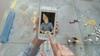 Galaxy Note II TV Spot, 'Birthday Photo' Feat. Rosie Huntington-Whiteley