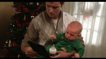 Radio Shack Kindle Fire HD TV Spot, 'Cure for Crying'