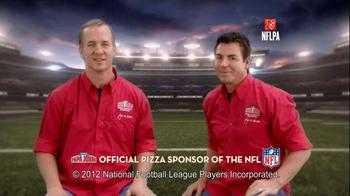 Papa John's Papa Rewards TV Spot, 'Sunday Night' Featuring Peyton Manning - 3 commercial airings