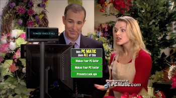 PCMatic.com TV Spot, 'Flower Shop'