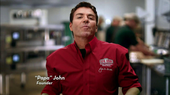 Papa John's TV Spot, 'Better' - Thumbnail 1
