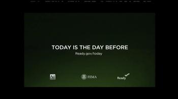 FEMA- Disaster Preparedness TV Spot, 'The Day Before'