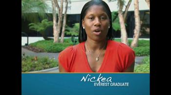 Everest College TV Spot, 'Nickea'