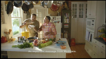 Medicare Open Enrollment TV Spot, 'Kitchen'