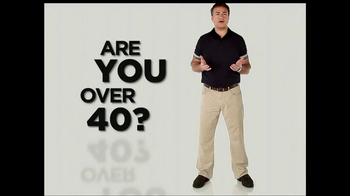 Ageless Male TV Spot, 'Over 40' - Thumbnail 1
