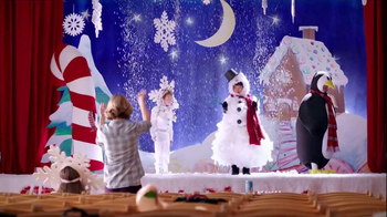 Wendy's Mozzarella Chicken Supreme TV Spot, 'Holiday Play'