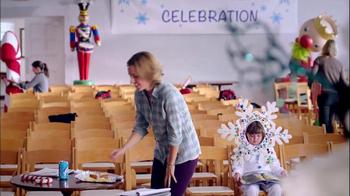 Wendy's Mozzarella Chicken Supreme TV Spot, 'Holiday Play' - Thumbnail 2