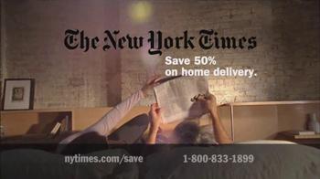 The New York Times TV Spot, 'Jeopardy'
