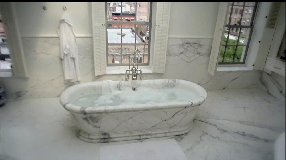 The Wall Street Journal Mansion TV Commercial   Bathroom from Heaven     iSpot tv. The Wall Street Journal Mansion TV Commercial   Bathroom from