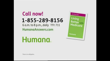 Humana TV Spot 'Questions and Answers' - Thumbnail 3