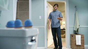 Scrubbing Bubbles Toilet Cleaning Gel TV Spot, 'Nasty'