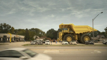 PEAK Antifreeze & Coolant TV Spot, 'Haul Truck' Featuring Danica Patrick