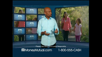 Money Mutual TV Spot, 'Single Mom' Featuring  Montel Williams