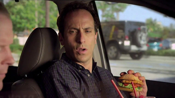 Sonic Drive-In Asiago Chicken Sandwich TV Spot, 'Mind-Blown Notes' - Thumbnail 3
