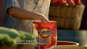 Tostitos Artisan Recipes TV Spot, 'Perfect Evening'