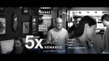Chase Business Ink TV Spot, 'Meatball Shops' - Thumbnail 6