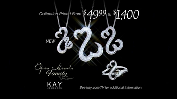 Kay Jewelers TV Spot 'Open Hearts' Featuring Jane Seymour - Thumbnail 8
