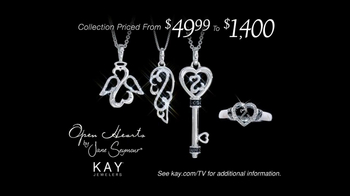 Kay Jewelers TV Spot 'Open Hearts' Featuring Jane Seymour - Thumbnail 9