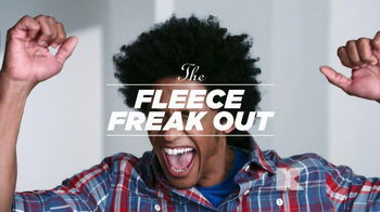 Kmart TV Spot, 'The Fleece Freak Out'