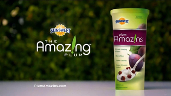 Sunsweet Plum Amazins TV Spot, 'What do you Think'