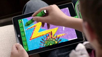 Crayola DigiToolsTV Spot, 'iPad'