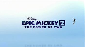 Epic Mickey 2: The Power of Two: Nov. 18 thumbnail
