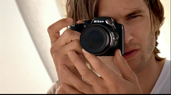 Nikon Coolpix S01 TV Spot Feating Ashton Kutcher