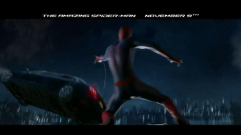 The Amazing Spider-Man Blu-Ray and DVD TV Spot