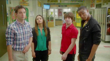 Stop Bullying Speak Up TV Spot Featuring Level Up Cast - Thumbnail 1