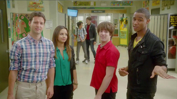 Stop Bullying Speak Up TV Spot Featuring Level Up Cast - Thumbnail 3