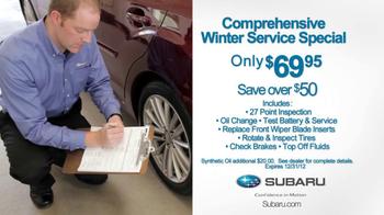 Subaru Service TV Spot, 'The Best' - Thumbnail 10