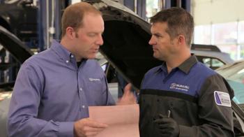 Subaru Service TV Spot, 'The Best' - Thumbnail 3