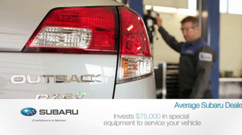 Subaru Service TV Spot, 'The Best' - Thumbnail 4